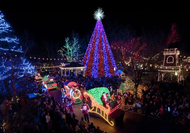 Christmas at Silver Dollar City I