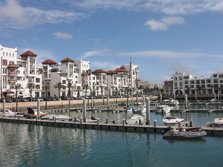 Agadir marina