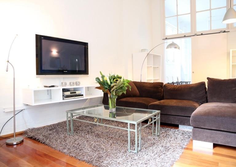 Light-filled apartment