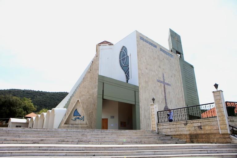 Church in Qoubaiyat