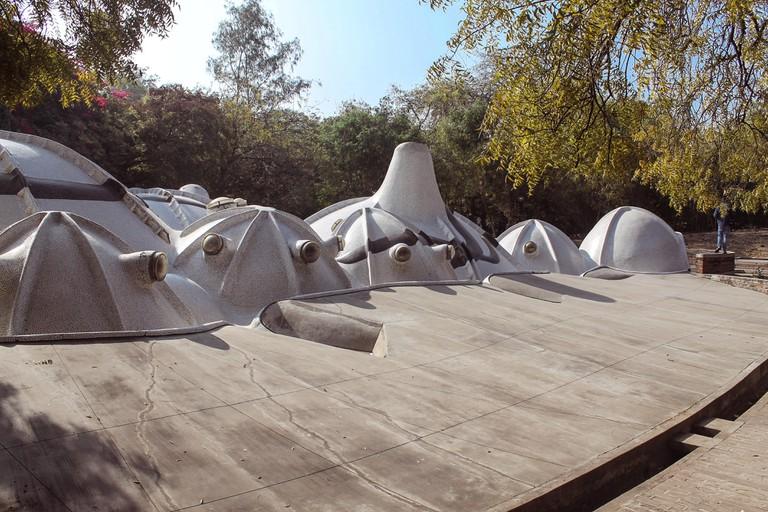 Amdavad_ni_Gufa,_Ahmedabad