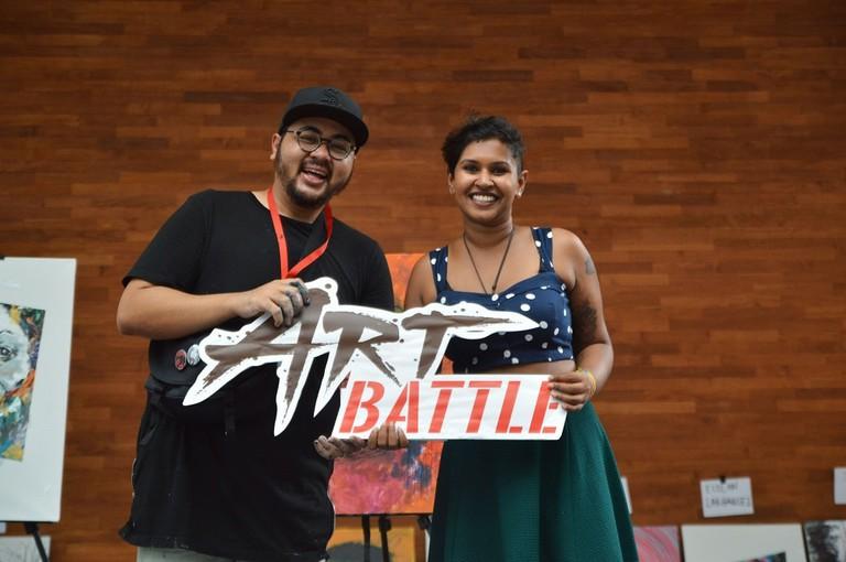 Art Battle Malaysia 2017
