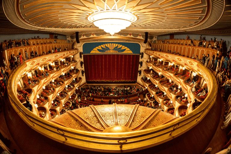 Astana Opera Hall
