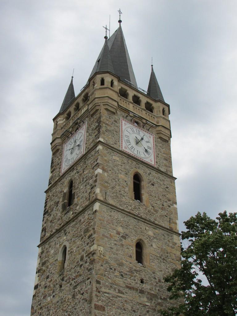 Stephen Tower, Baia Mare
