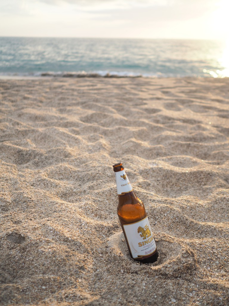 Enjoy a beer pre, during and post your cruise