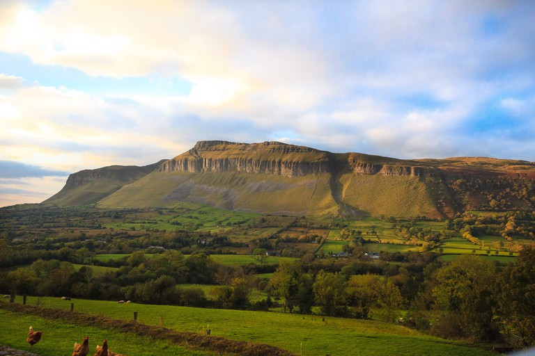 ben bulbin Sligo
