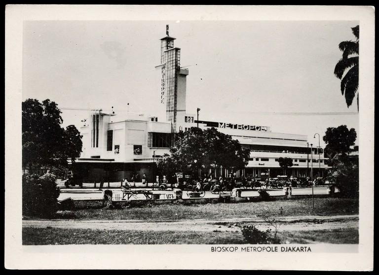 Bioskop_Metropole_1950s