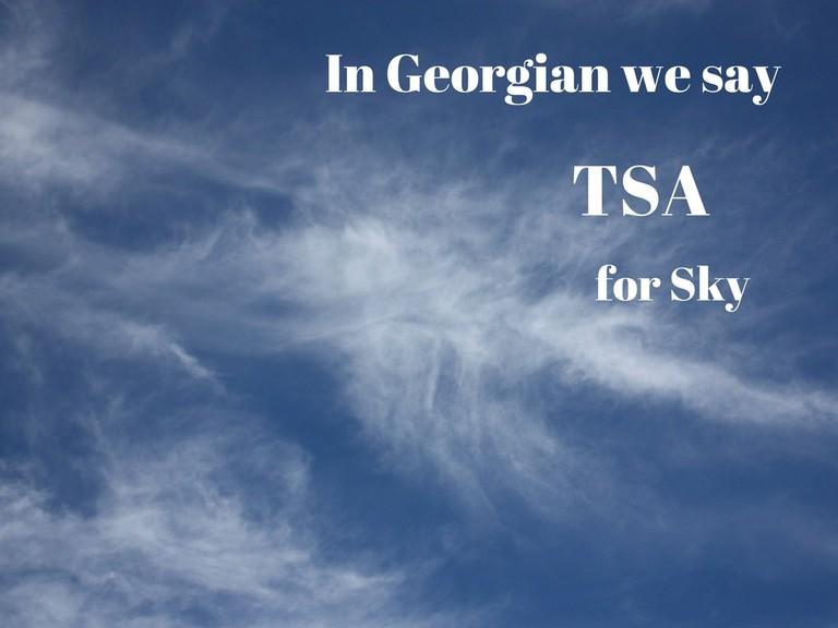 Tsa – Sky