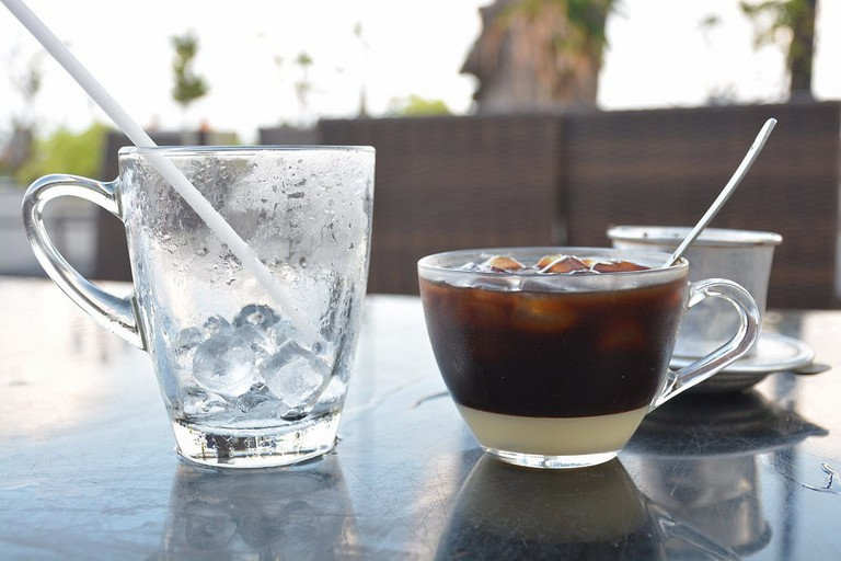 The perfect Cà Phê Sữa Đá