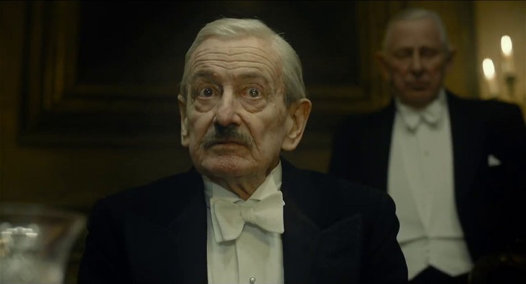 Former Prime Minister Neville Chamberlain (Ronald Pickup)