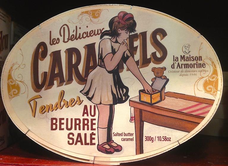 Caramels Sylvia Edwards Davis