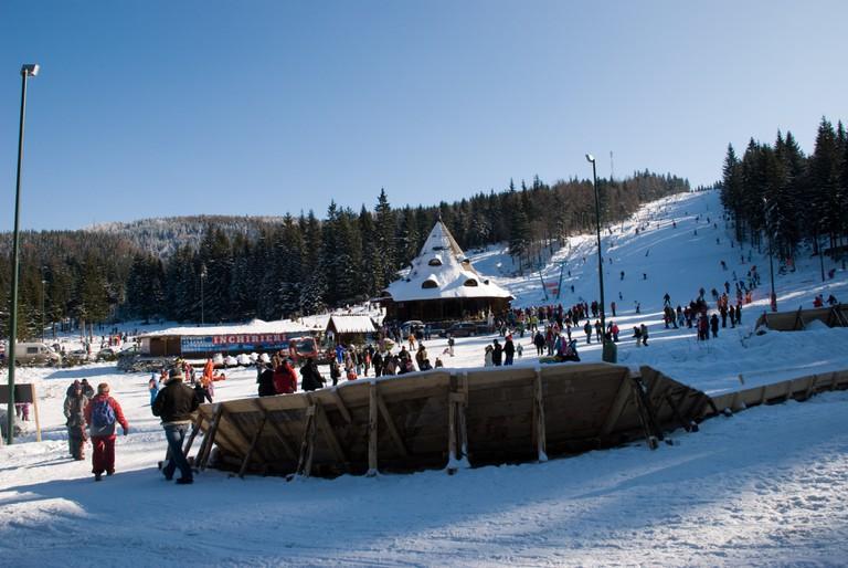 Cavnic Mountain Resort