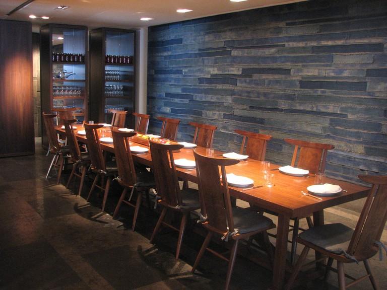 Chef's Table at Blue Duck Tavern in Washington, DC | © Samantha / Flickr