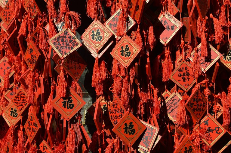 Reminders of China's ancient culture are prevalent in Beijing