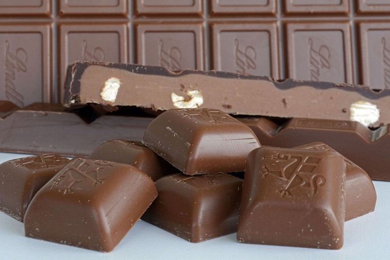 Swiss chocolate is a source of national pride