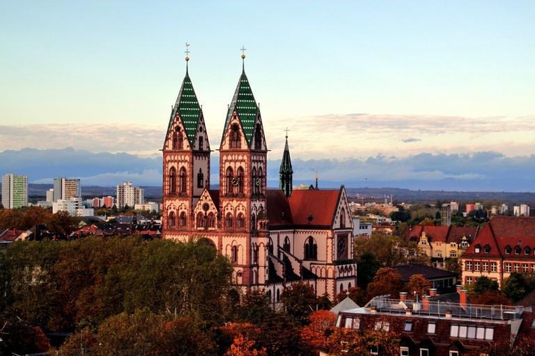 Freiburg Church