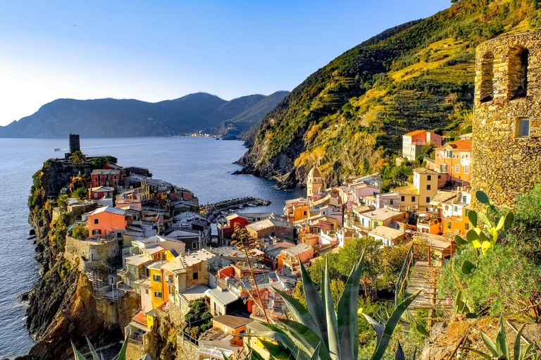 Italy has a rich and varied landscape