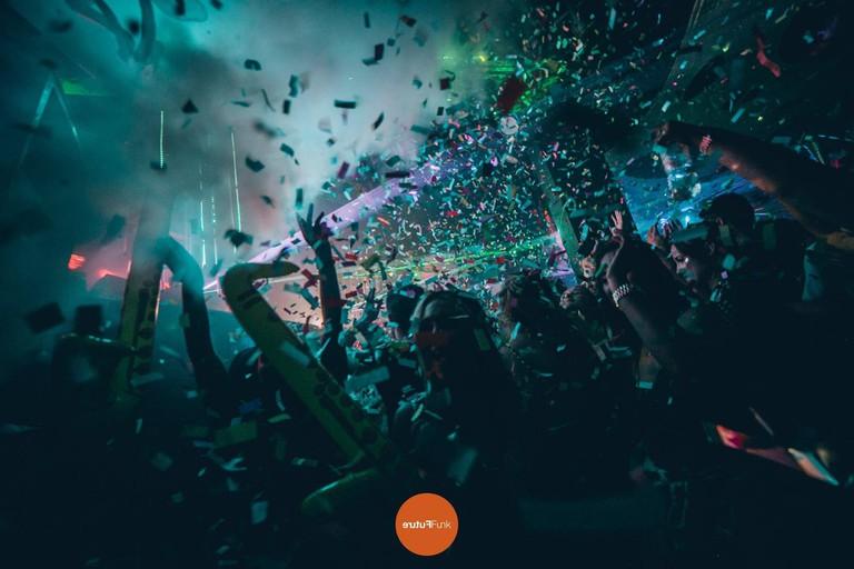 Confetti at Digital | © Digital Facebook