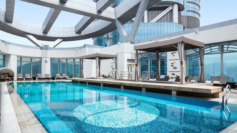 Cordis Swimming Pool Hong Kong