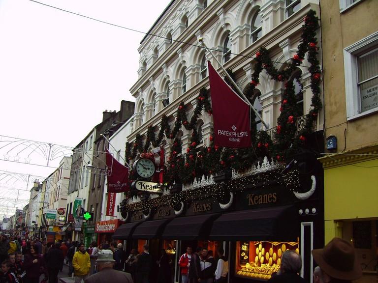 Cork at Christmas