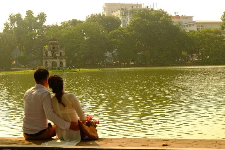 Vietnamese in love | © mooyuei/pixabay