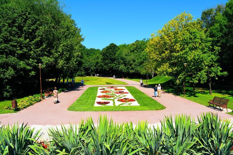 Craiova's park