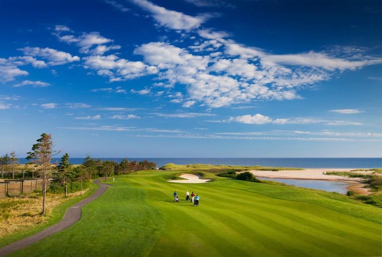 Crowbush Golf Course ©TourismPEIJohnSylvester