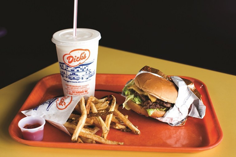 Fast-food fans should head to Dick's Drive-In