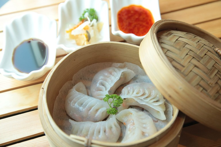 Dimsum: one of the many diverse dishes to try in Beijing