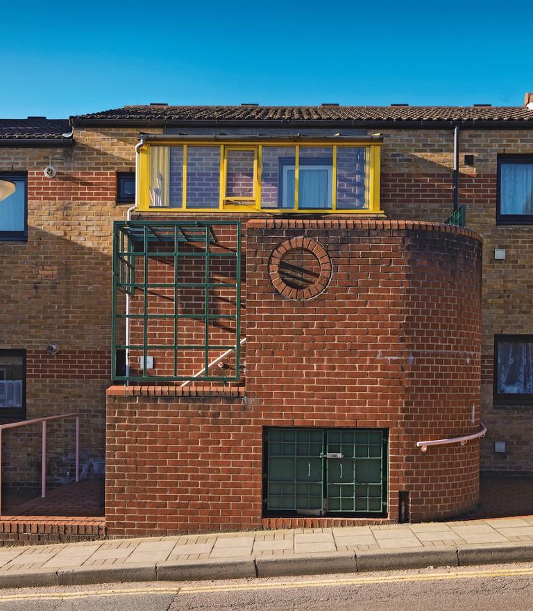 Hillrise Road Housing, London