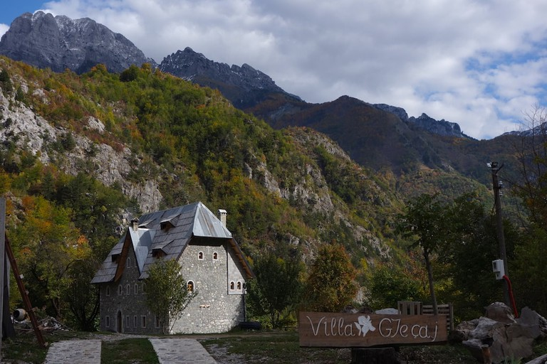 Theth Valley Guesthouse