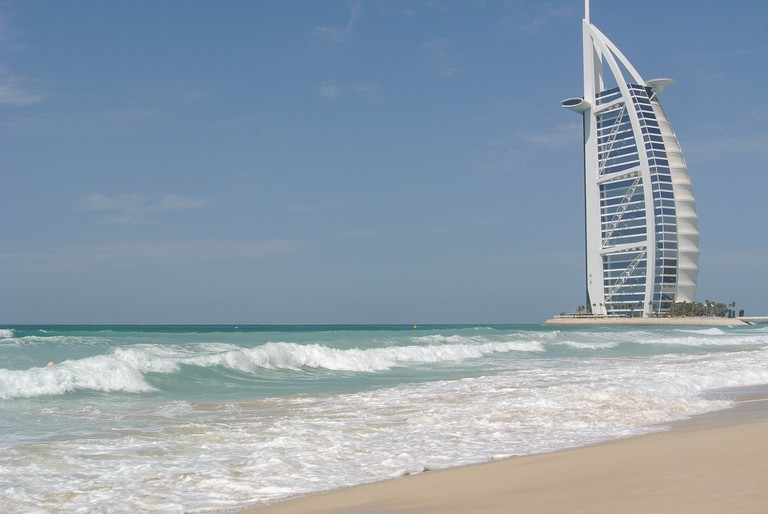 Dubai Beach | © ClarissaDann/Pixabay