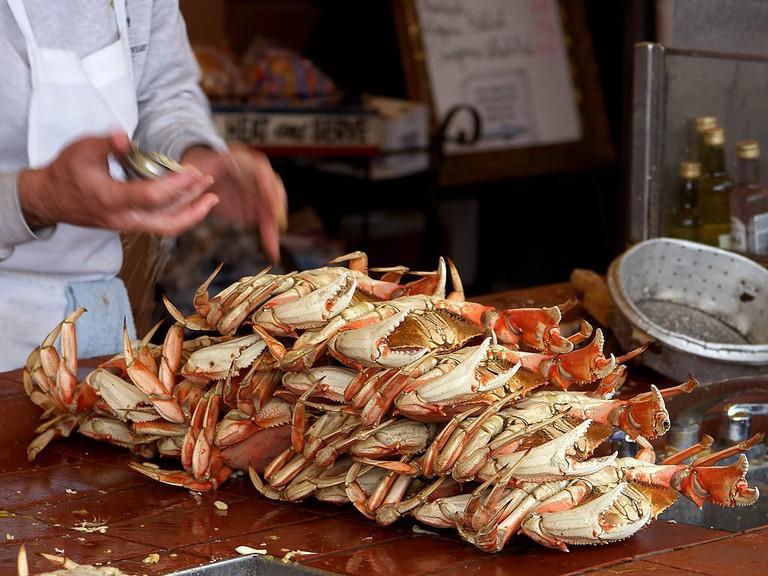Dungeness crab   © Jon Sullivan / WikiCommons