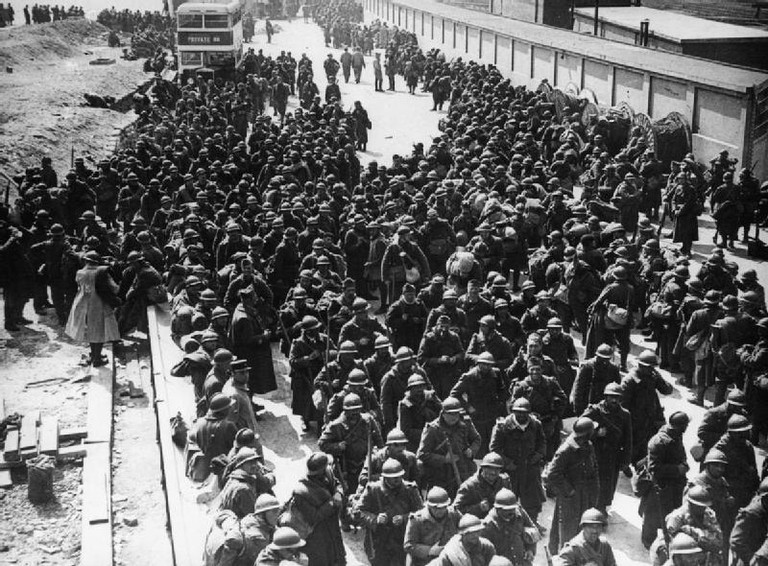 Dunkirk and the Retreat From France 1940