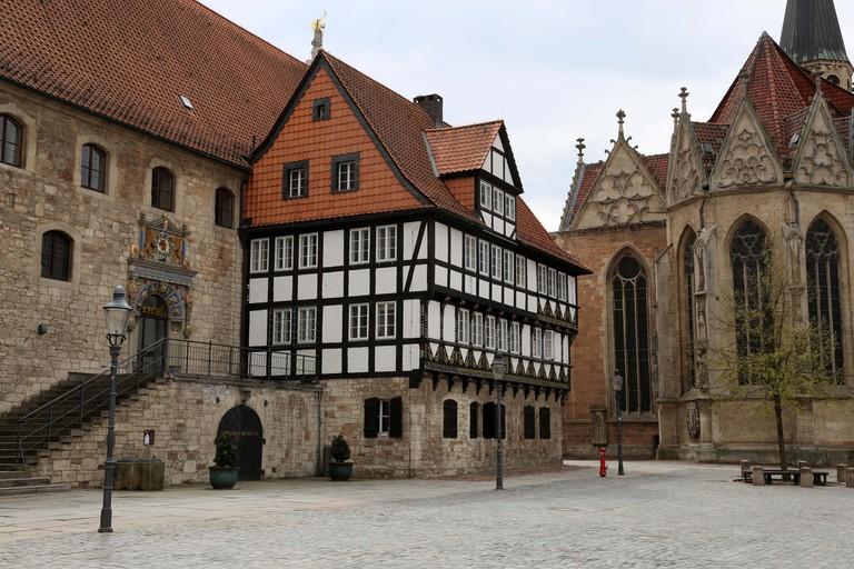 Zollhaus, Braunschweig, Germany