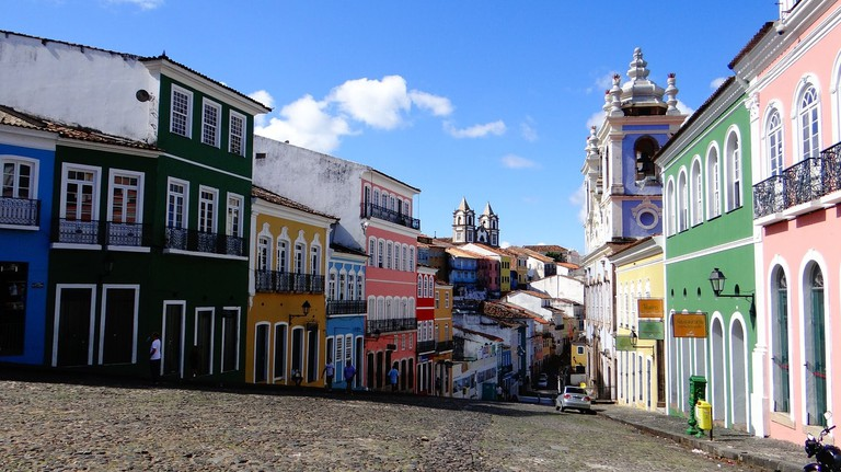 Historical center of Salvador