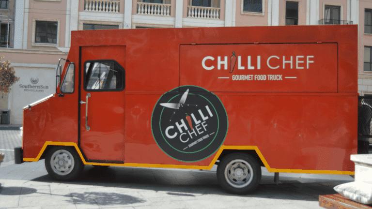 Chilli Chef truck