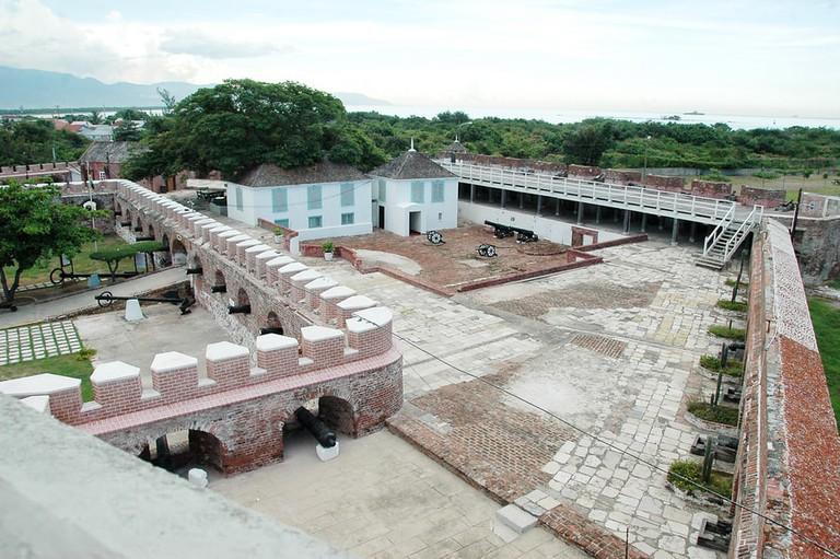 Fort Charles at Port Royal