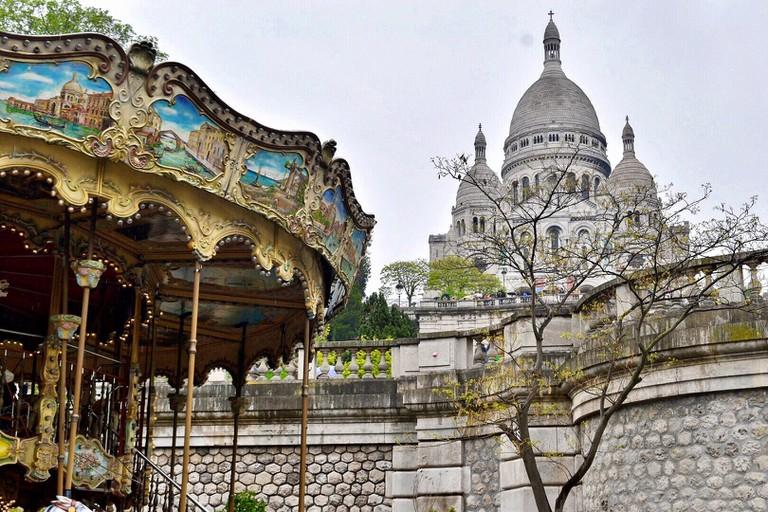 Paris' Sacre Couer