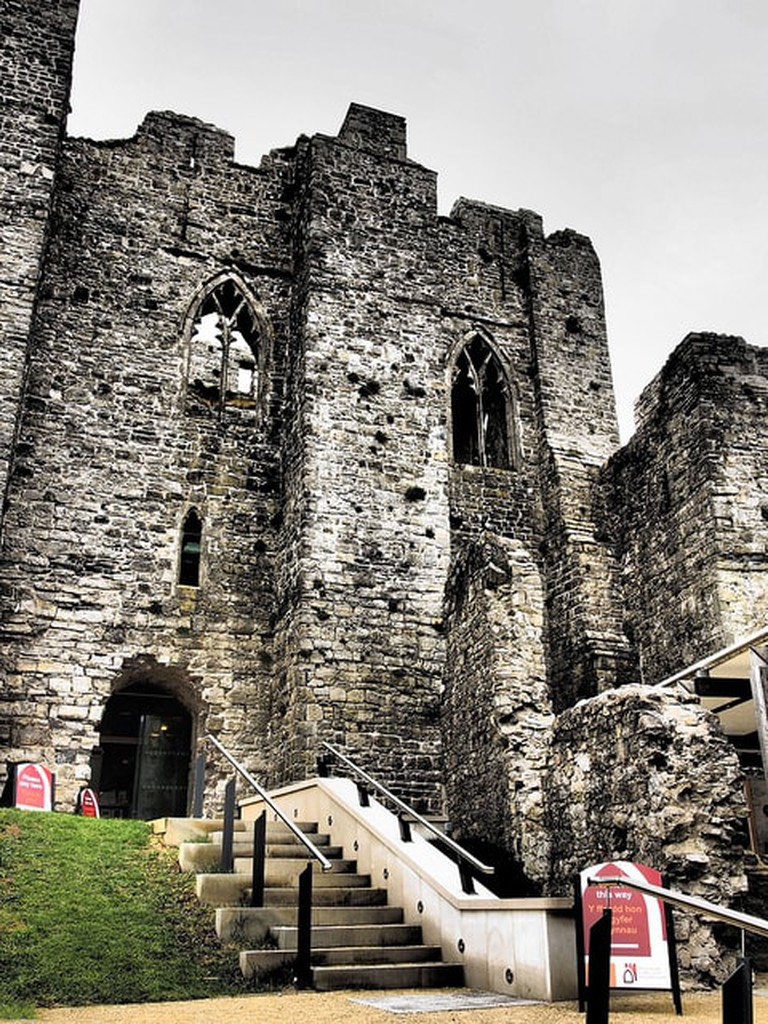 OystermouthCastle
