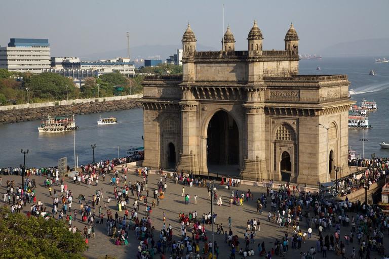 Gateway of India David Brossard Flickr