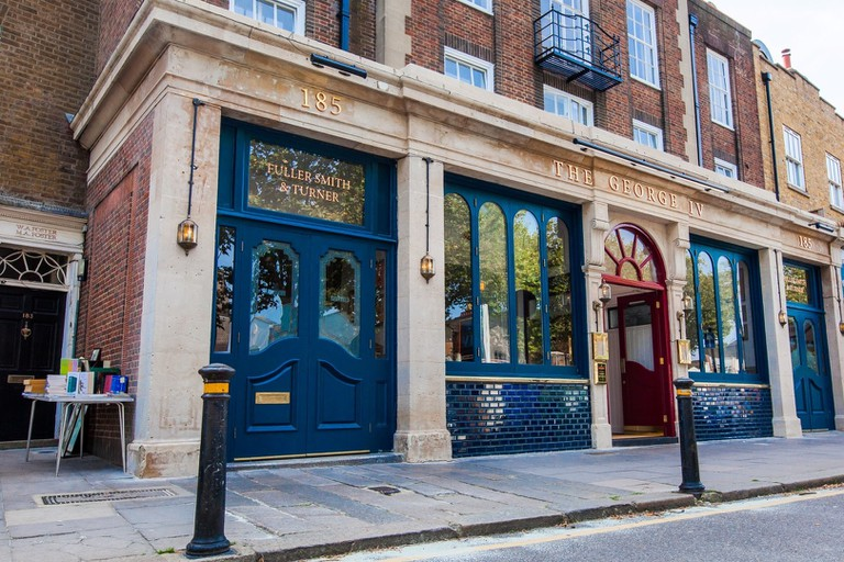 George IV Chiswick | Courtesy of George IV Pub