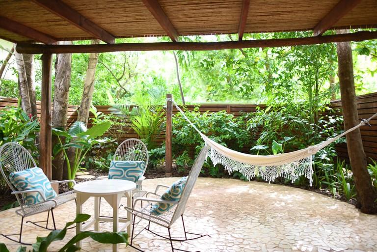 Harmony patio