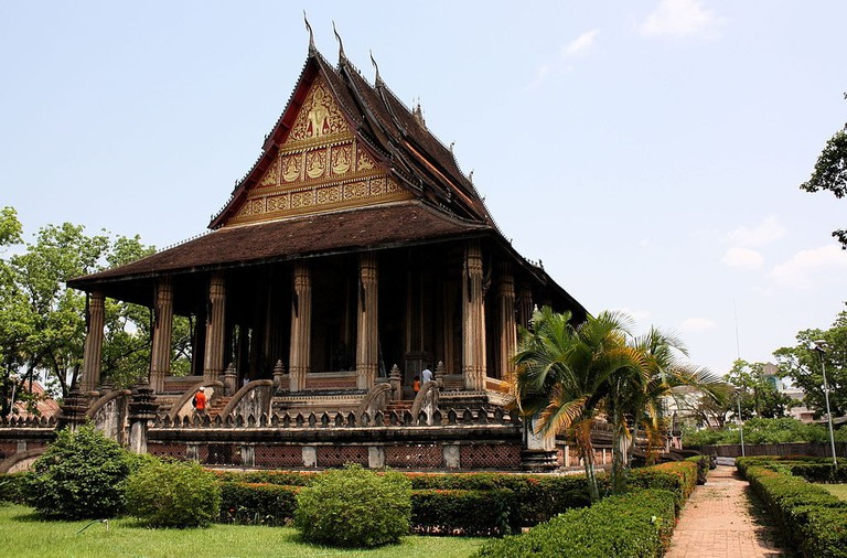 Haw_Phra_Kaew_-_outside_view
