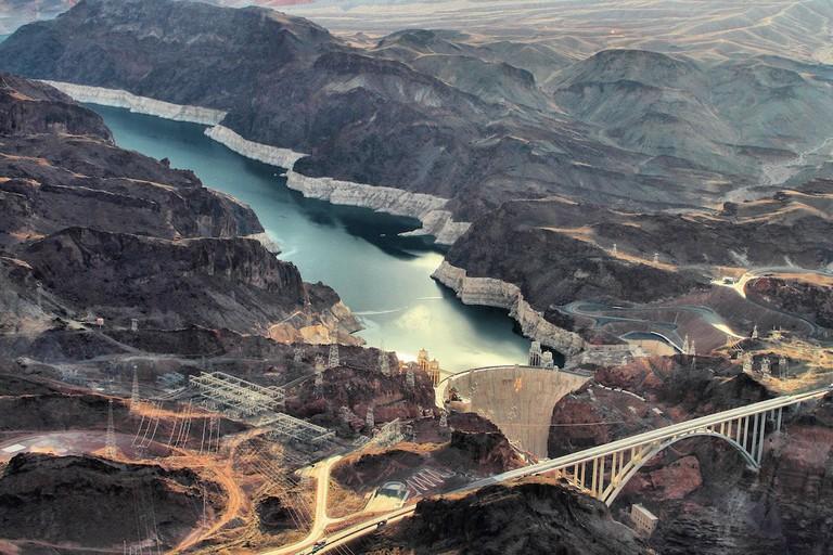 Hoover Dam   © Airwolfhound / Flickr