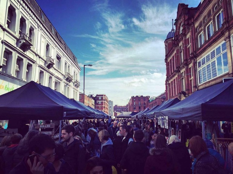 Hope Street Makers Market, Liverpool | © Makers Market Facebook