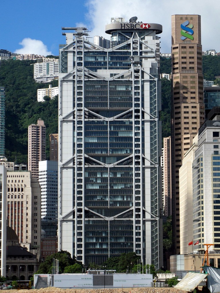 HSBC Building Hong Kong