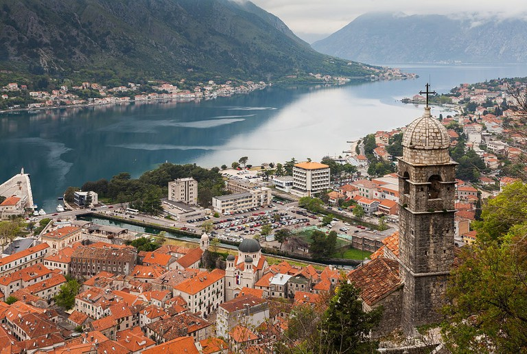 Our Lady of Health and Kotor | © Diego Delso/WikiCommons