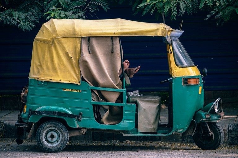 Spend some time in India and you will learn to love rickshaw rides