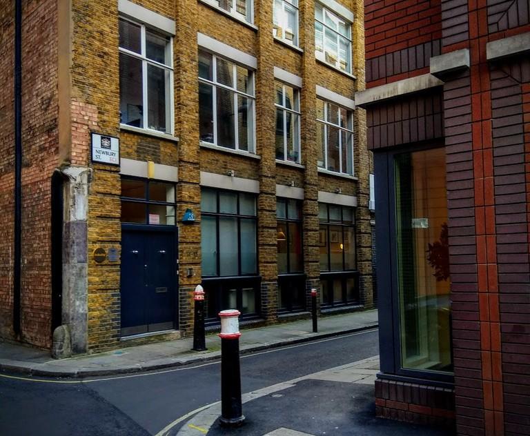 Newbury Street, Barbican